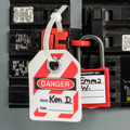 Lockout Tagout Tag