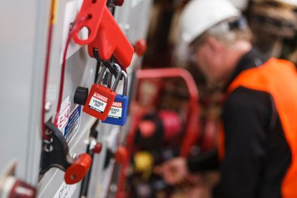 Brady Cable Lockout Tagout Devices